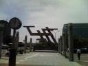 金沢駅で待ち惚け。